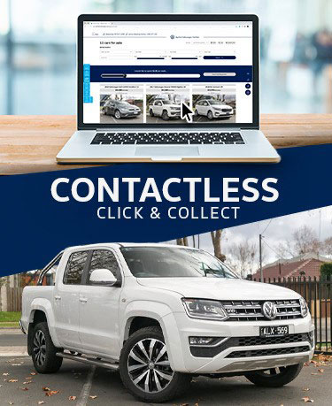 Contactless Click & Collect