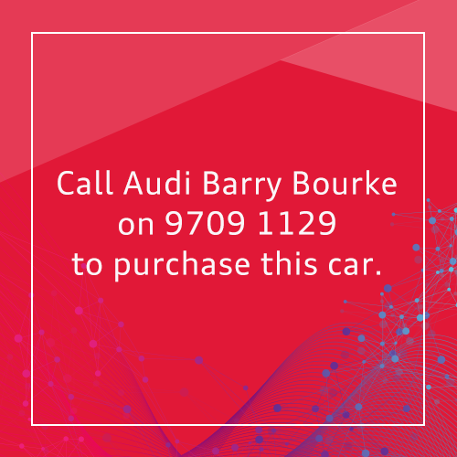 Audi Purchase