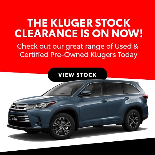 Kluger sale