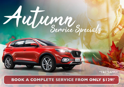 Autumn Service special