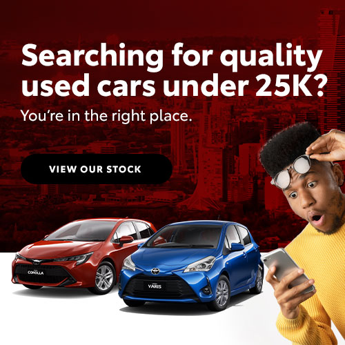 Quality Toyota Used Cars