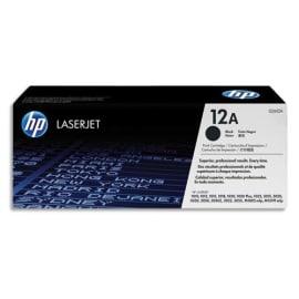HP Cartouche Laser Noir Q2612A photo du produit