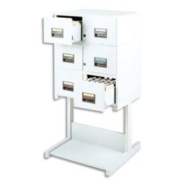REXEL Fichier à tiroirs format A5 en hauteur photo du produit