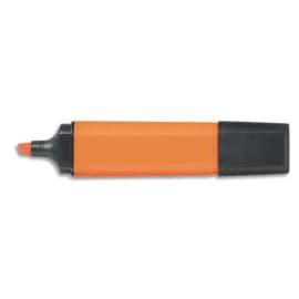 Surligneur pointe biseautée coloris Orange photo du produit