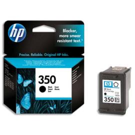 HP Cartouche Jet d'encre Noir 350 CB335EE 20743 photo du produit