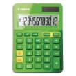 CANON Calculatrice de bureau 12 chiffres LS-123K Verte 9490B002AA photo du produit