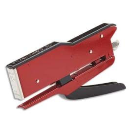 ZENITH Pince agrafeuse Zenith 548E en acier pour agrafes n°6/4 ou 6/6. Coloris Rouge photo du produit
