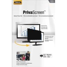 FELLOWES Filtre de confidentialité PrivaScreen 19'' (16/9) pour moniteurs et ordi portables 4801101 photo du produit