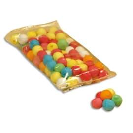 GRAINE CREATIVE Sachet de 100 boules cellulose ( diamètre 18mm / couleurs assorties ) photo du produit