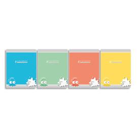 CONQUERANT Cahier Travaux Pratiques Maternelle 32p 17 x 22 cm 90g DL 4 mm/Uni couverture carte photo du produit
