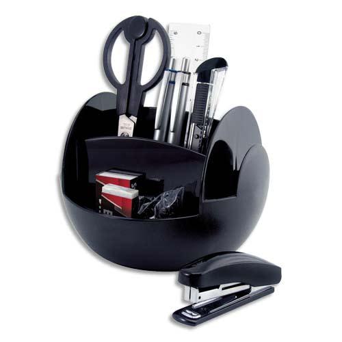 PAVO Pot multifonctions rotatif Noir, 6 cases, livré avec 9 produits - Diamètre 15 cm, hauteur 11 cm photo du produit Principale L