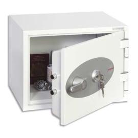 PHOENIX Coffre-fort feu Titan III 19 litres, serrure à clé. Dim. L41,2 x H36 x P36,3 cm photo du produit