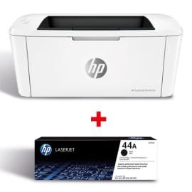 HP Multifonction laser M15W + toner noir 44A CF244A photo du produit