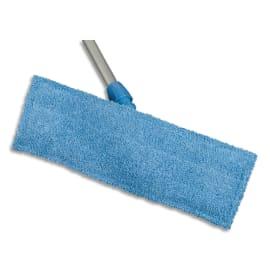 RUBBERMAID Frange microfibre Bleu pour support BU400 utilisation à sec - Format : L40 x P10 cm photo du produit