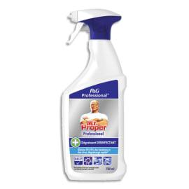 MR PROPRE Spray 750 ml Dégraissant et désinfectant des surfaces de cuisine, sans parfum HACCP photo du produit