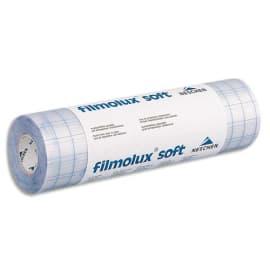 FILMOLUX Film adhésif repositionnable, transparent brillant 0,32x25m, 70 microns photo du produit