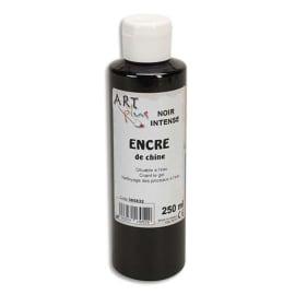 ART PLUS Encre de chine Noir 250ml photo du produit