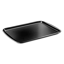 CEP Plateau rectangulaire Noire Take A Break, en Polycarbonate avec décors, L53,2 x H2 x P37,2 cm photo du produit
