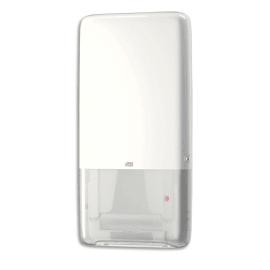 TORK Distributeur pour essuie-mains en continu Tork PeakServe H5 Blanc Dim. L37 x H73 x P10,1 cm photo du produit