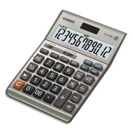 CASIO Calculatrice de Bureau 12 chiffres DF-120BM photo du produit
