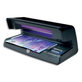 SAFESCAN 70 Détecteur de faux billets devises et pièce d'identité L20,6 x H10,2 x P9 cm photo du produit