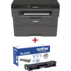 BROTHER Multifonction laser DCP-2530DW + toner TN2420 photo du produit