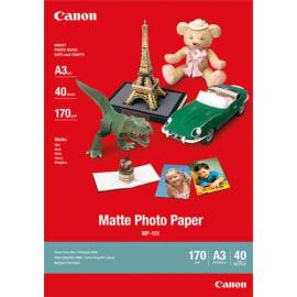 CANON Boîte de 40 feuilles papier photo 170 g. format A3 - 7981A008 photo du produit