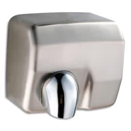 Sèche-mains Windo+ en métal et ABS 2300W, 70 dB, séchage 15 à 20 s - L27 x H23,7 x P20,8 cm Blanc photo du produit