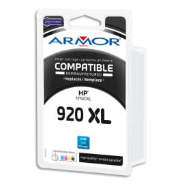 ARMOR Cartouche compatible Jet d'encre Cyan HP 920XL B20450R1 photo du produit