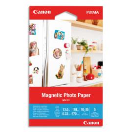 CANON Papier photo magnétique MG101 3634C002 photo du produit