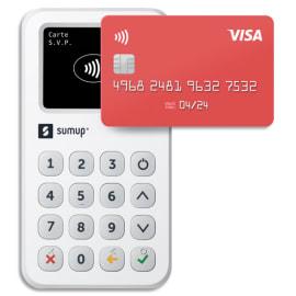 SUMUP Terminal de paiement CB 3G+WiFi+carte SIM 809600201 photo du produit