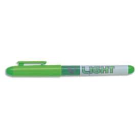 PILOT Surligneur de poche pointe biseautée encre liquide coloris Vert V-LIGHT photo du produit