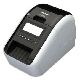 BROTHER Imprimante d'étiquettes QL-820NWB, 62mm, WIFI, Ethernet photo du produit