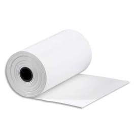 Bobine carte bancaire 57x40x12mm, longueur 18 mètres, papier thermique 48g 1 pli sans BPA photo du produit