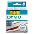 DYMO Ruban D1 Noir/Jaune 19MMX7M pour 1000/1000+/2000/3500/4500/5000/5529 photo du produit