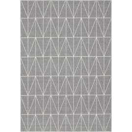 PAPERFLOW Tapis Fenix en polypropylène, tissage en boucles - Dimensions : L120 x H0,4 x P170 cm photo du produit