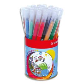 STABILO Pot de 36 feutres Trio couleurs assorties photo du produit