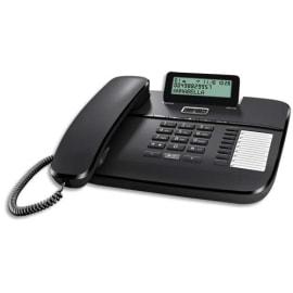 GIGASET Téléphone filaire DA710 photo du produit