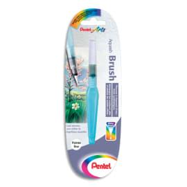 PENTEL Pinceau en fibre synthétique avec réservoir, pointe fine photo du produit