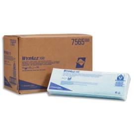 KIMBERLY Pochette de 25 lavettes enchevêtrées Bleus 25 x 42 cm WypallX80 photo du produit