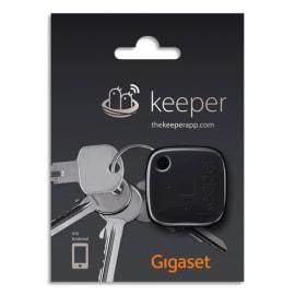 GIGASET Localisateur de clés Keeper Noir Solo S30852-H2755-R101 photo du produit