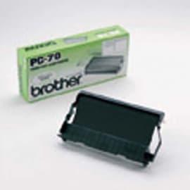 BROTHER Ruban transfert thermique pour fax T74-76 PC70 PC70 photo du produit