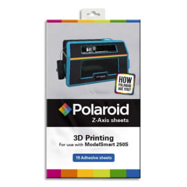 ST3Di Paquet de 15 feuilles Z-Axis pour Imprimante 3D photo du produit
