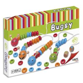 Les chenilles Bugsy. Ce jeu développe l'apprentissage des couleurs et de l'arithmétique photo du produit