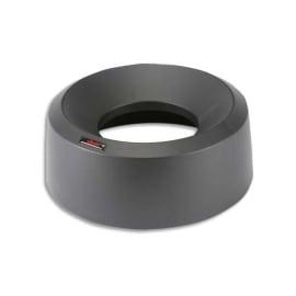 VILEDA Couvercle entonnoir rond pour collecteur Iris - Diamètre 38 cm, hauteur 15 cm coloris Noir photo du produit