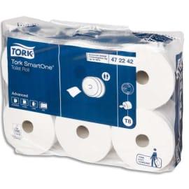 TORK Lot de 6 rouleaux Papier toilette Classic Advanced 2 plis 1150 feuilles Ecolabel distrib SmartOne photo du produit