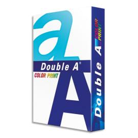 ALIZAY Ramette 500 feuilles papier extra Blanc COLOR PRINT DOUBLE A A4 90G CIE 165 photo du produit