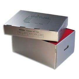 EXTENDOS Conteneur à archives en polypropylène alvéolaire. photo du produit