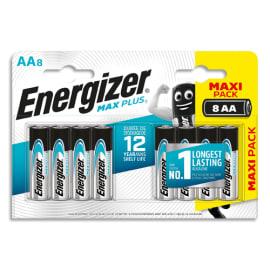 ENERGIZER Blister de 8 piles Max Plus AA E91 7638900423297 photo du produit