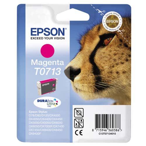 EPSON Cartouche Jet d'encre Magenta C13T071340 photo du produit Principale L